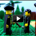 Lego Adam Ant – Stand And Deliver