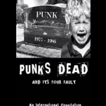 Crass – Punk Is Dead